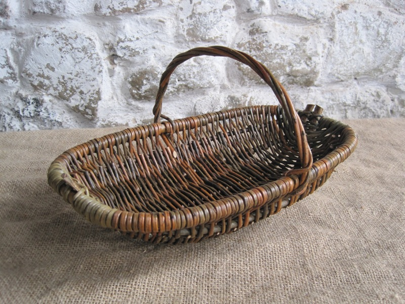 Dark Frame Basket