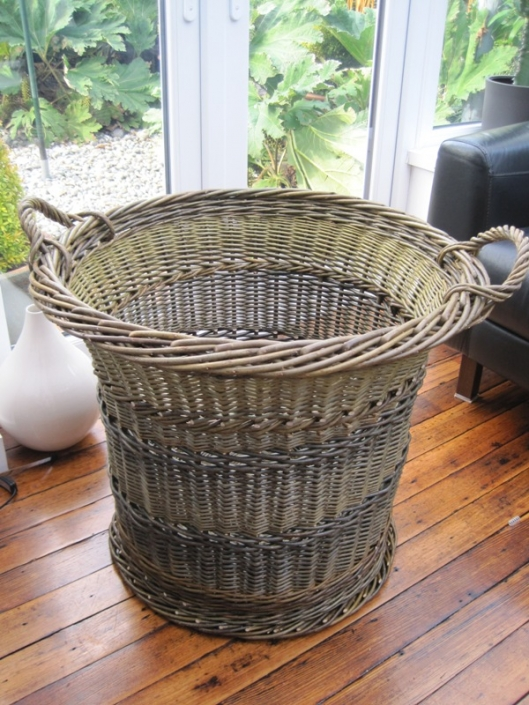 Extra Large Log Basket