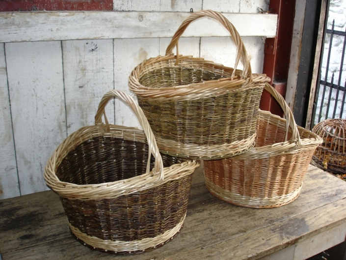 Street Sellers Baskets