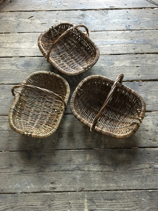 Small Frame Baskets