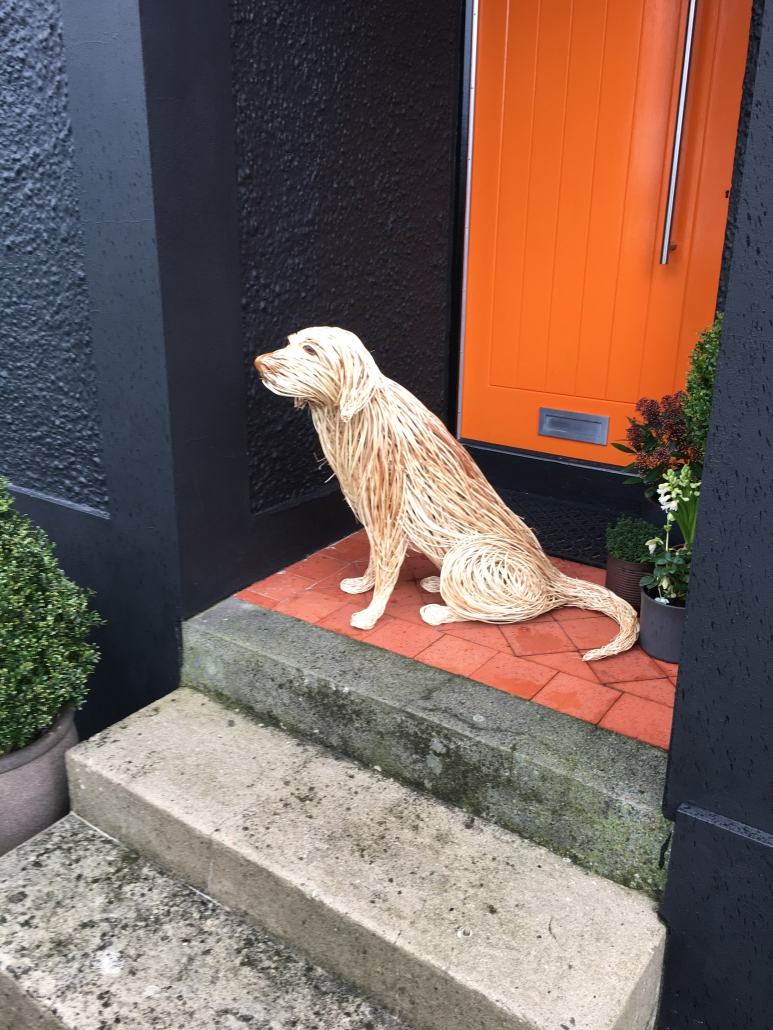 Willow Sculpture